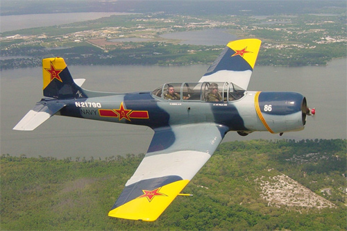 The Nanchang CJ-6: An affordable, fun warbird airplane with fighter-like feel and performance.