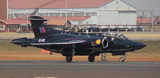 BAe Buccaneer fighter bomber