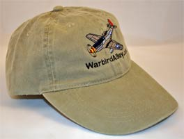 WARBIRD ALLEY hats now available!
